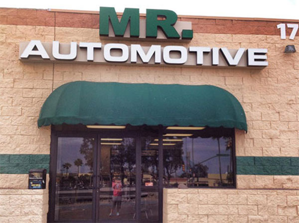 Mr. Automotive | 520-625-1500 | 171 W Continental Rd, Green Valley AZ 85622